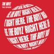 THE BOYZ The Sphere digital album cover