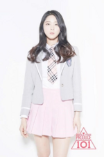Dajeong Produce 101 profile photo (1)