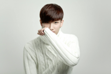 Roh Ji Hoon A Song For You promo photo