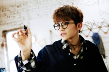 SEVENTEEN Woozi Going Seventeen promo photo 2