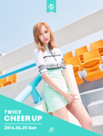 TWICE Cheer Up Teaser 3 Mina