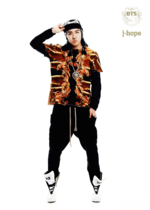 BTS J-Hope 2 Cool 4 Skool promo photo 2