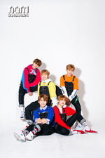 DONGKIZ DONGKIZ On The Block group promo photo 2