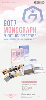 GOT7 Flight Log Departure Monograph