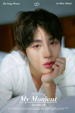 Ha Sung Woon My Moment Daily ver. teaser photo (2)