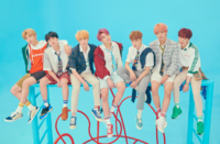 BTS Love Yourself 'Answer' Group Concept Photo F version