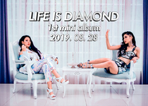 GIRLKIND XJR Life is Diamond teaser photo