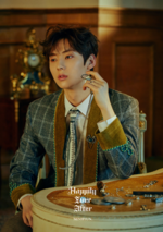 NU'EST Minhyun Happily Ever After promo photo 01