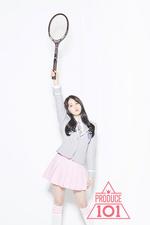 Produce 101 Kim Yunji promo photo 3
