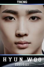 TRCNG Hyun Woo debut profile