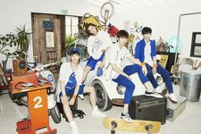 N.Flying Endless Summer promo photo