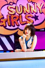 Sunny Girls Eunha Taxi Promo 2