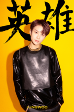 NCT 127 Jungwoo Neo Zone concept photo (5)