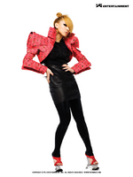 2NE1 CL To Anyone promo photo