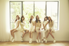Apink Pink Luv group photo