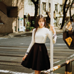 LOONA HyunJin Promotional Photo 3