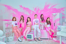 Rocket Punch Pink Punch group promo photo (2)