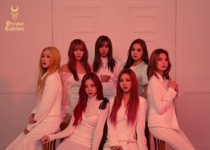 Dreamcatcher The End of Nightmare group teaser image (stability ver.)