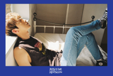 PENTAGON Shinwon Positive promo photo 2