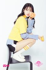 Kim Si Hyun Produce 48 concept photo 4