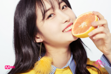 Kim Si Hyun Produce 48 concept photo 6