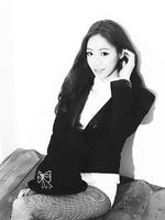 T-ARA Eunjung Lies concept photo