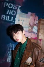 Wanna One Hwang Min Hyun Nothing Without You promo photo