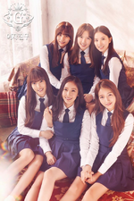 GFriend Snowflake Group Photo 2