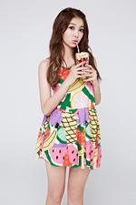 MINX Dami Love Shake promotional photo