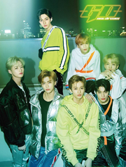 NCT Dream Go promo photo