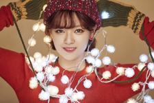 TWICE Jeongyeon Merry & Happy promo photo