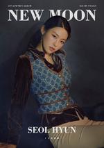 AOA Seolhyun New Moon jacket poster 2