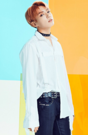 BTS Jungkook Fake Love Airplane Pt 2 promotional photo
