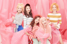 ELRIS Color Crush group promo photo