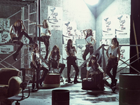 Girls' Generation Catch Me If You Can promotional photo