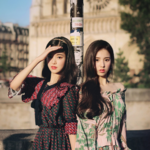LOONA HyunJin HeeJin and HyunJin 2