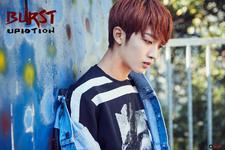 UP10TION Sunyoul Burst jacket photo