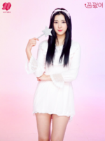 NATURE Uchae Dream About U concept image