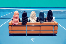 PRISTIN V Like a V group concept photo