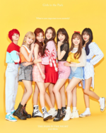 GWSN THE PARK IN THE NIGHT part three teaser 1