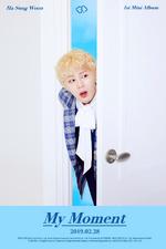 Ha Sung Woon My Moment Dream ver. teaser photo (2)
