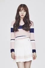 Kim Min Kyung PLEDIS Girlz Profile