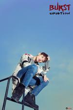UP10TION Jinhoo Burst pre album photo
