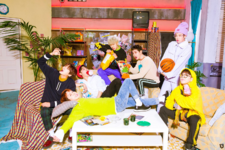 Block B Yesterday group promo photo