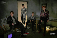 FTISLAND Zapping group concept photo (No Signal ver.)
