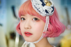 G-reyish Shinyoung Candy concept photo