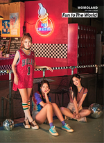MOMOLAND Fun to The World unit photo teaser 3 Jane & Nayun & Yeonwoo
