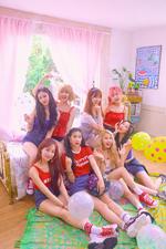 NATURE I'm So Pretty group teaser photo (1)