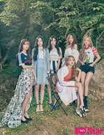 (G)I-DLE 10+star July 2018 photo 2