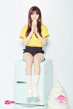 Na Go Eun Produce 48 promotional photo 5